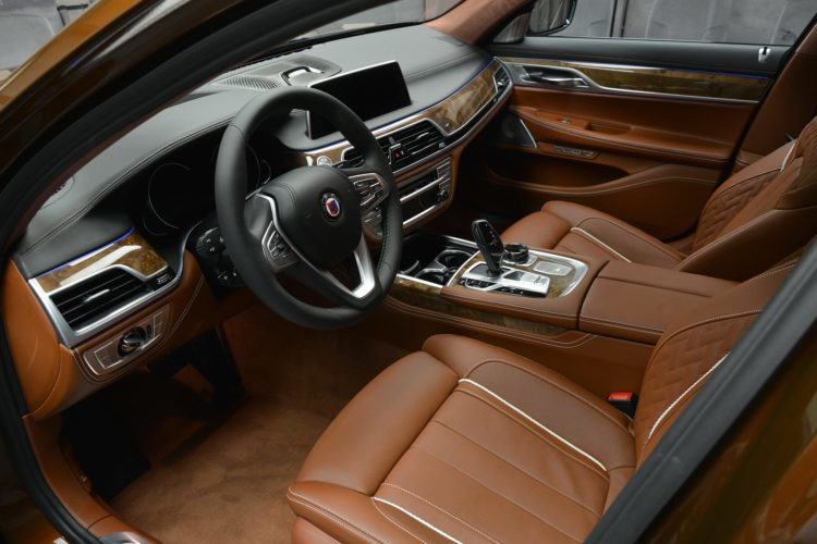 BMW ALPINA B7 Chestnut Bronze 22 750x500