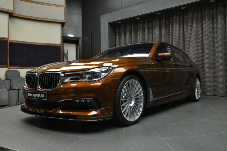 BMW ALPINA B7 Chestnut Bronze 3 750x500