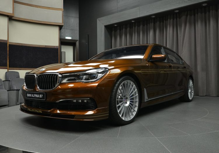 BMW ALPINA B7 Chestnut Bronze 3 750x524
