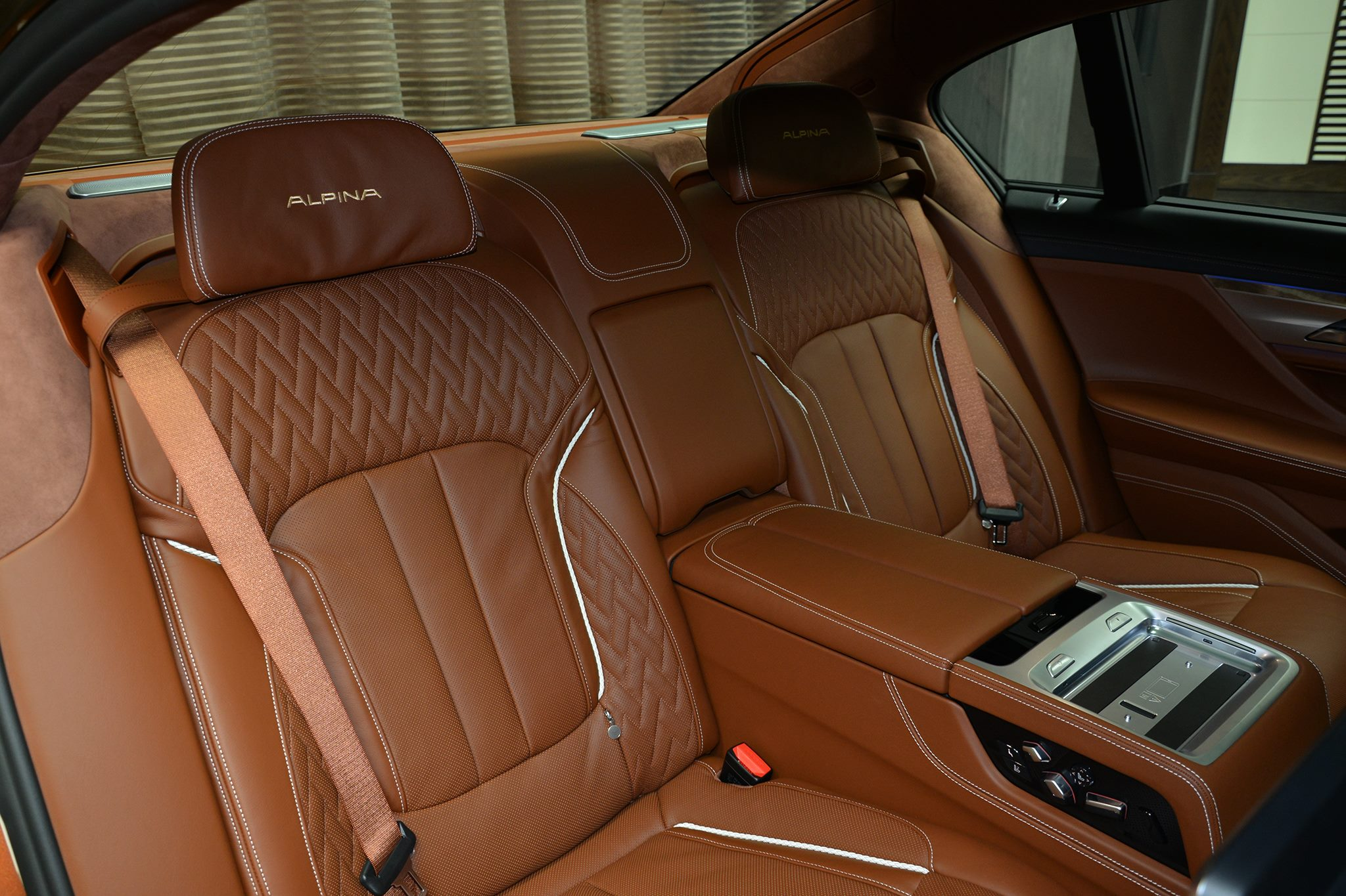 BMW ALPINA B BiTurbo Individual In Chestnut Bronze - Alpina bmw b7 price
