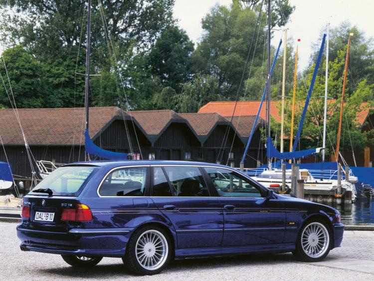 BMW Alpina B10 V8 E39 Touring 750x563