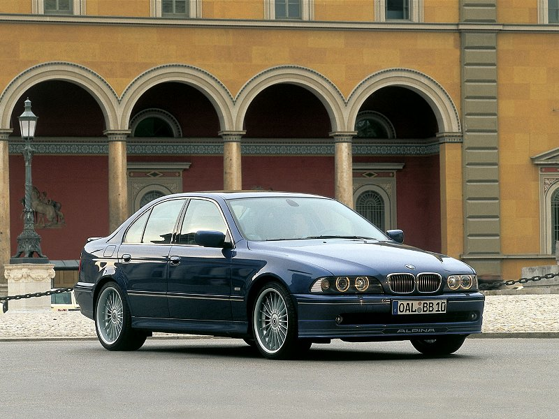 BMW Alpina B10 V8 S E39 01