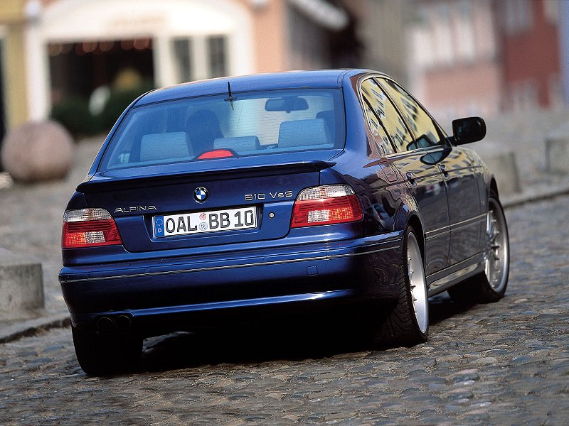 20 Years Of The Bmw E39 Alpina B10 V8 Anniversary In Buchloe