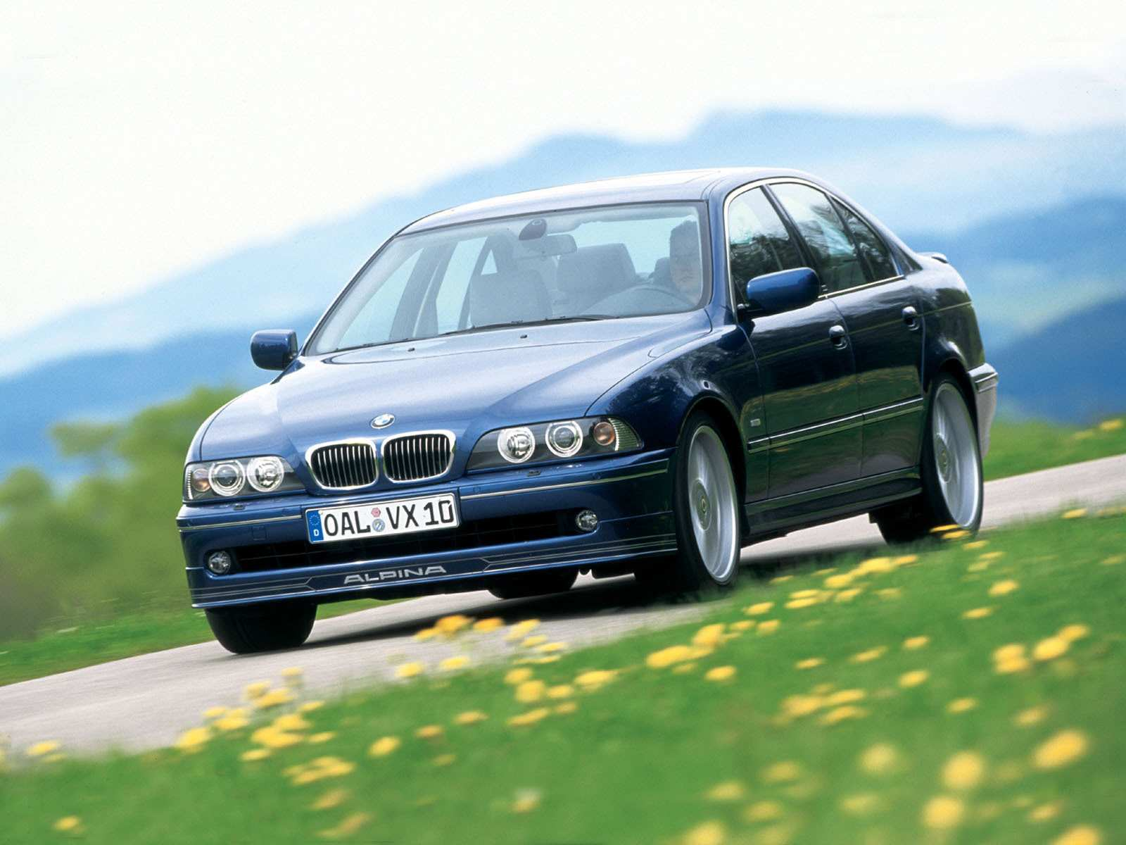BMW Alpina B10 V8 S E39 05