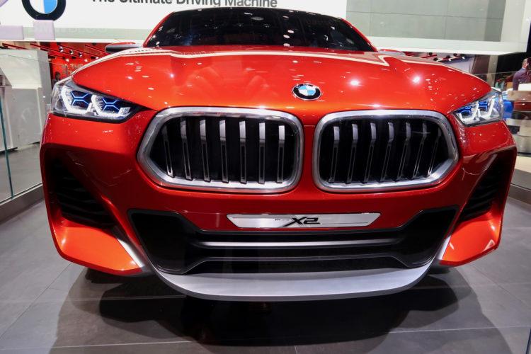 BMW Concept X2 Detroit Auto Show 04 750x500
