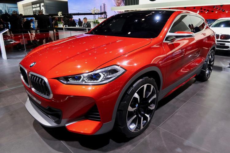 BMW Concept X2 Detroit Auto Show 06 750x500