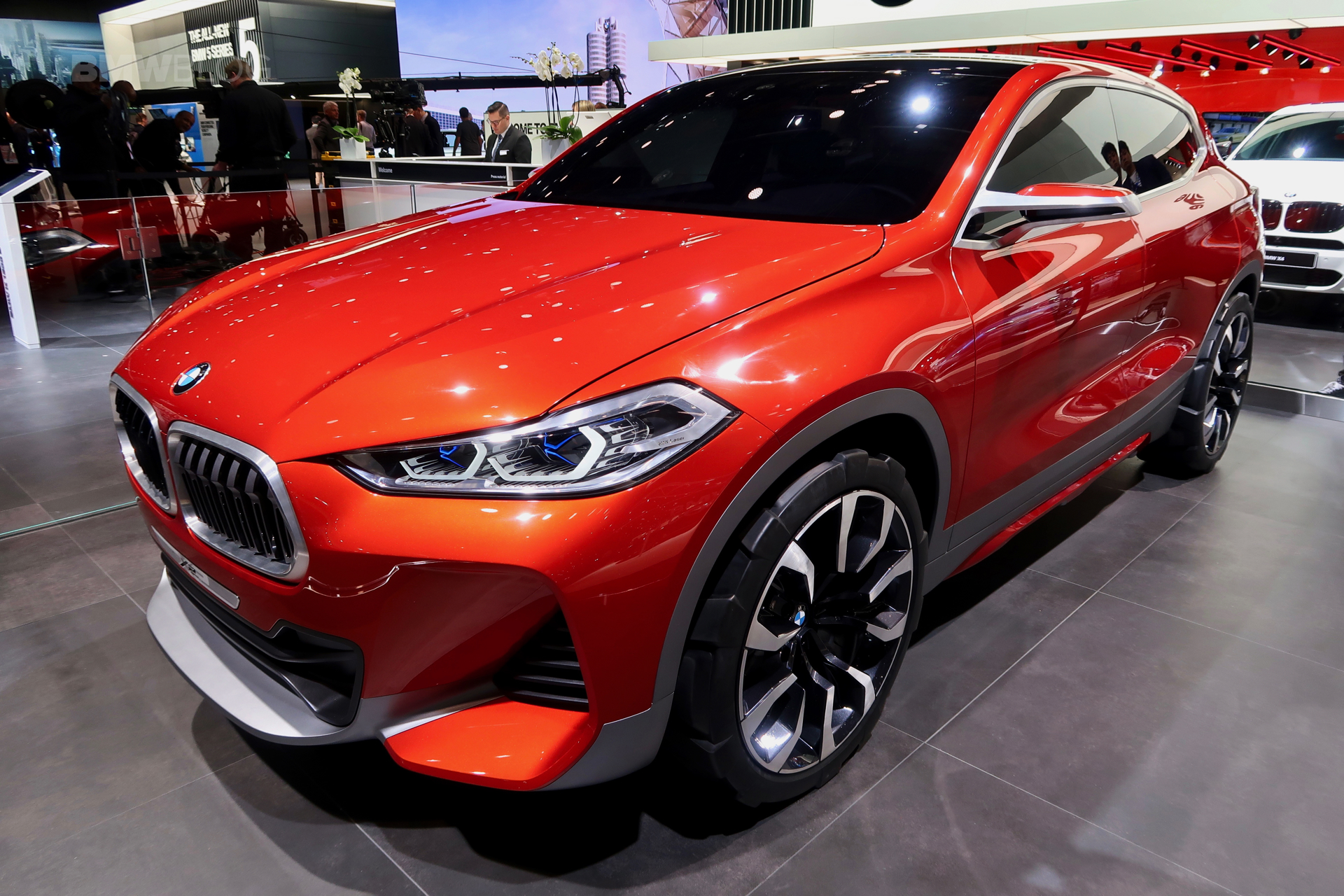 BMW Concept X2 Detroit Auto Show 06