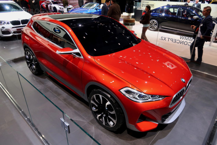 BMW Concept X2 Detroit Auto Show 15 750x500