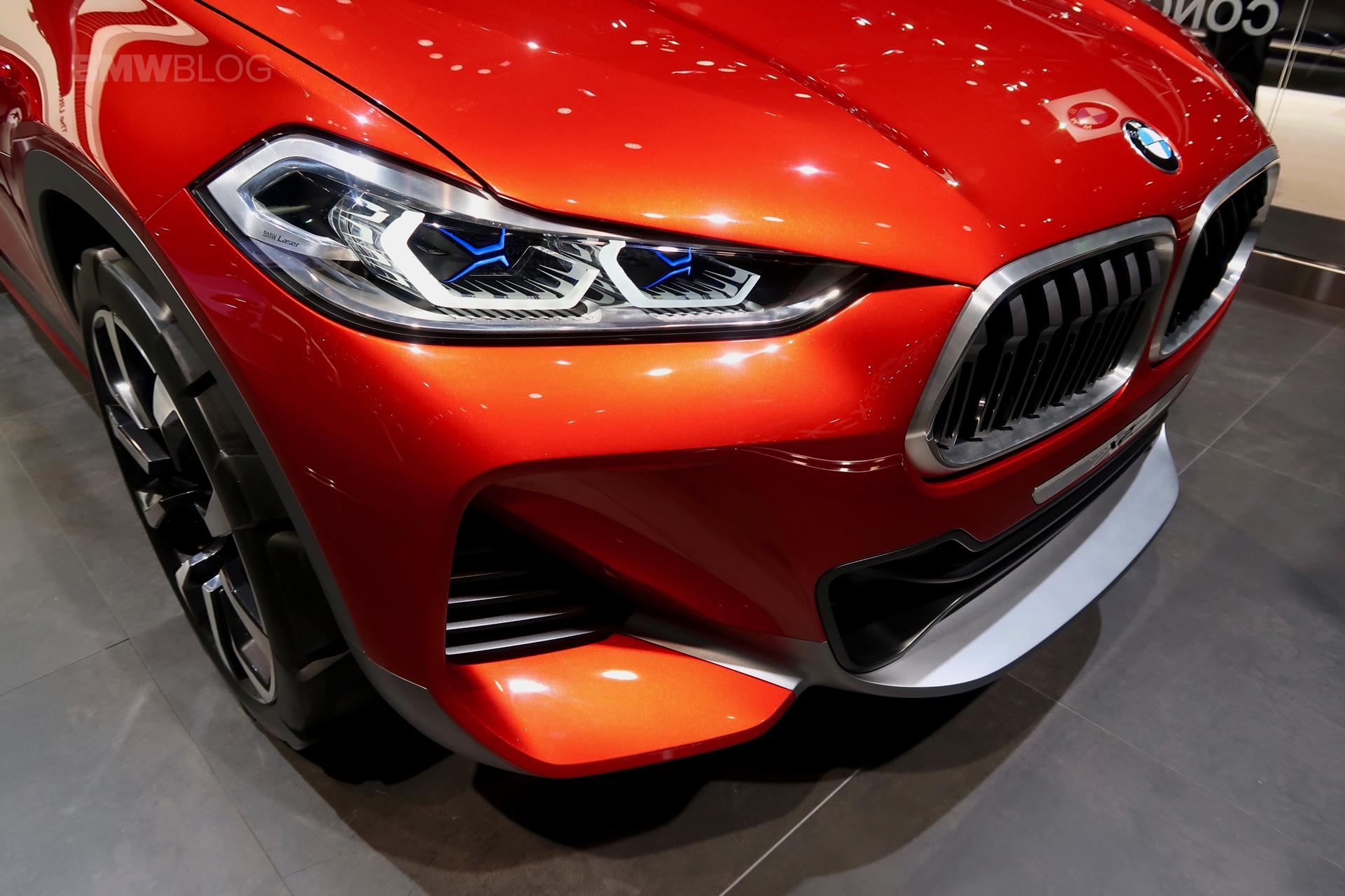 BMW Concept X2 Detroit Auto Show 18