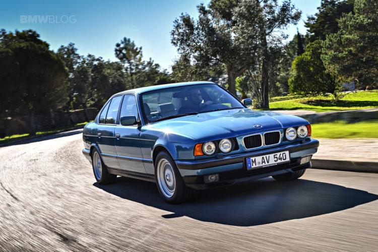 BMW E34 5 Series 20 750x500
