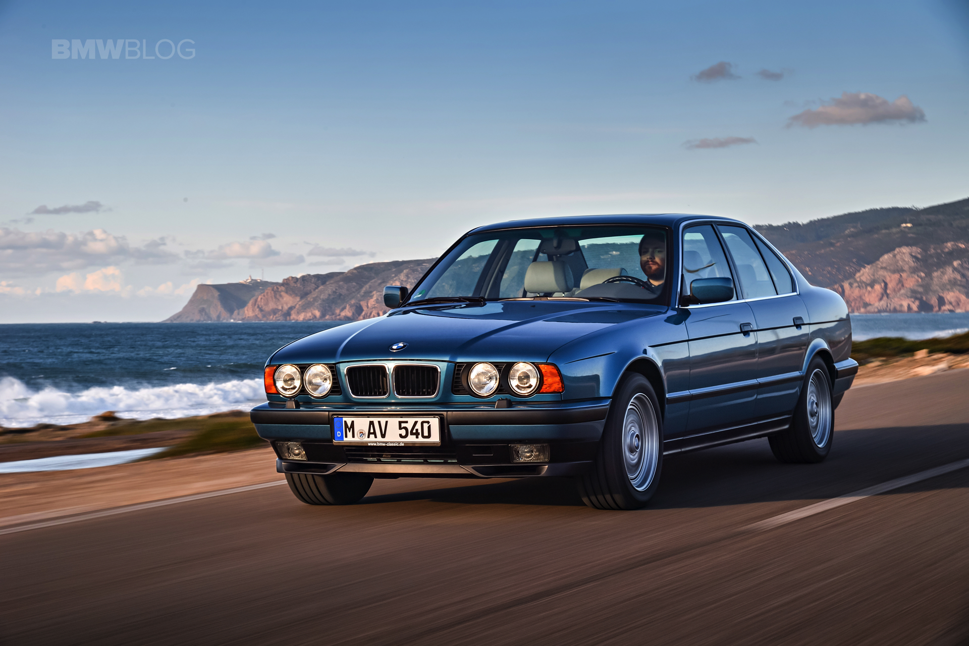 What Was the E34 BMW 5 Series Like Back in its Day?