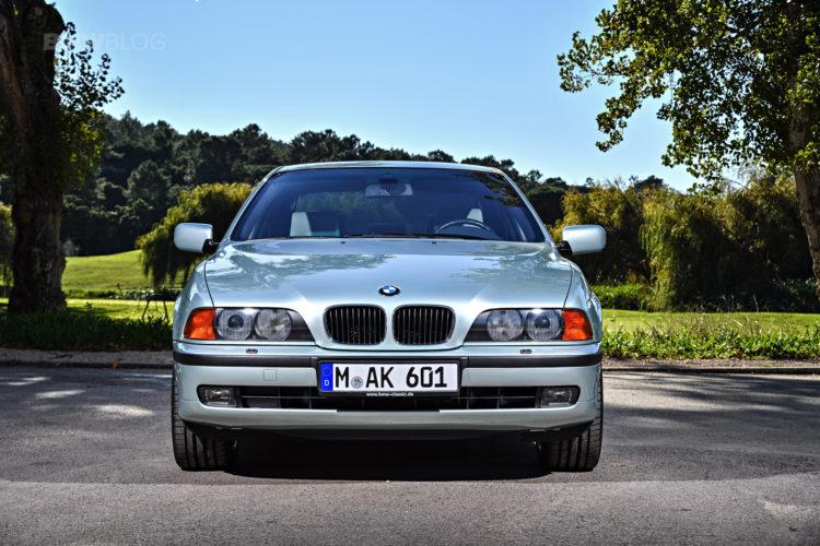 BMW E39 5 Series photos 03 750x500