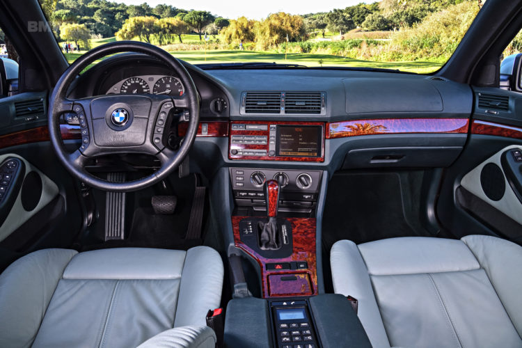 BMW E39 5 Series photos 12 750x500