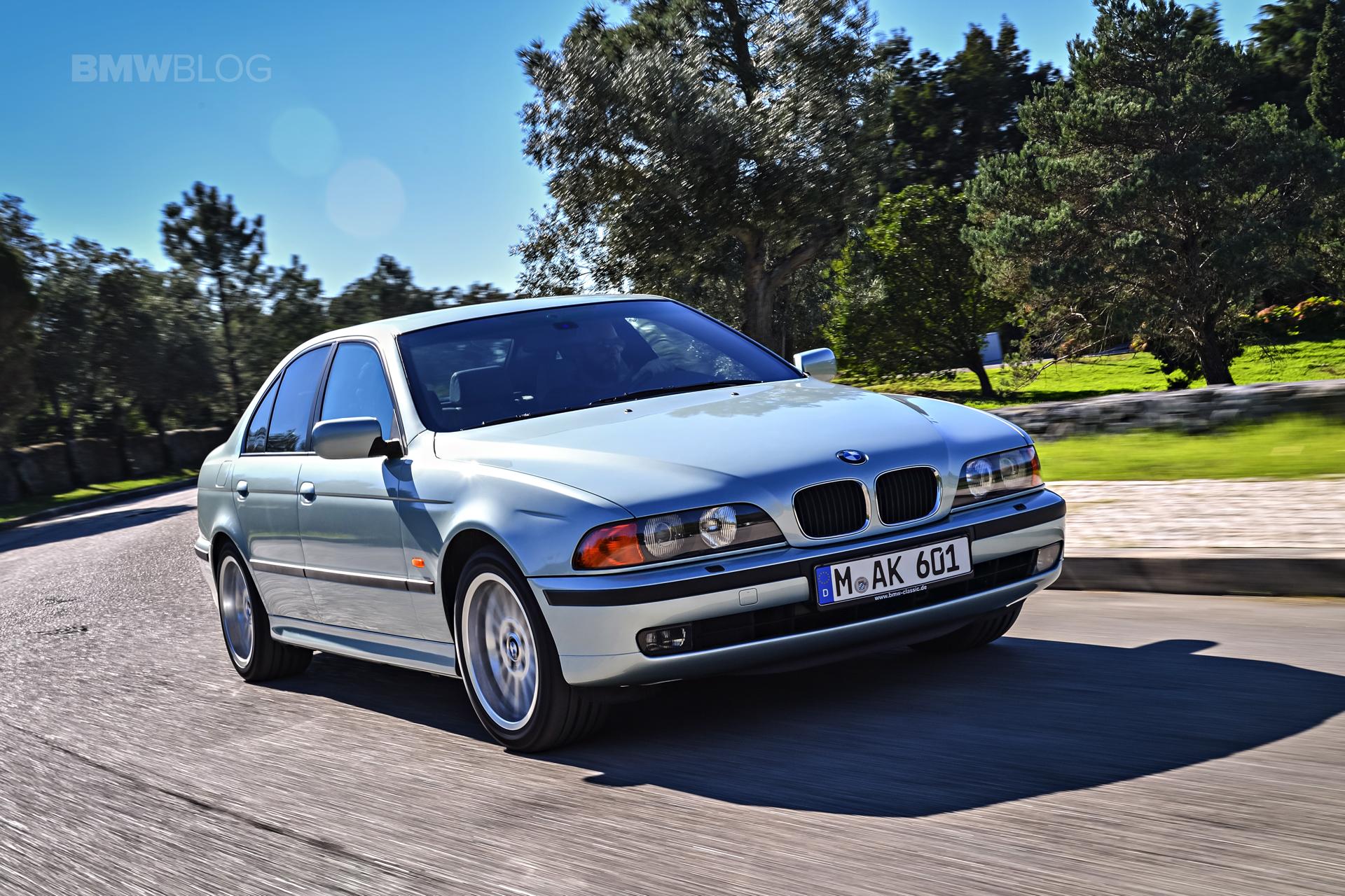 BMW E39 5 Series photos 21