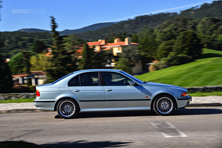 BMW E39 5 Series photos 25 750x500