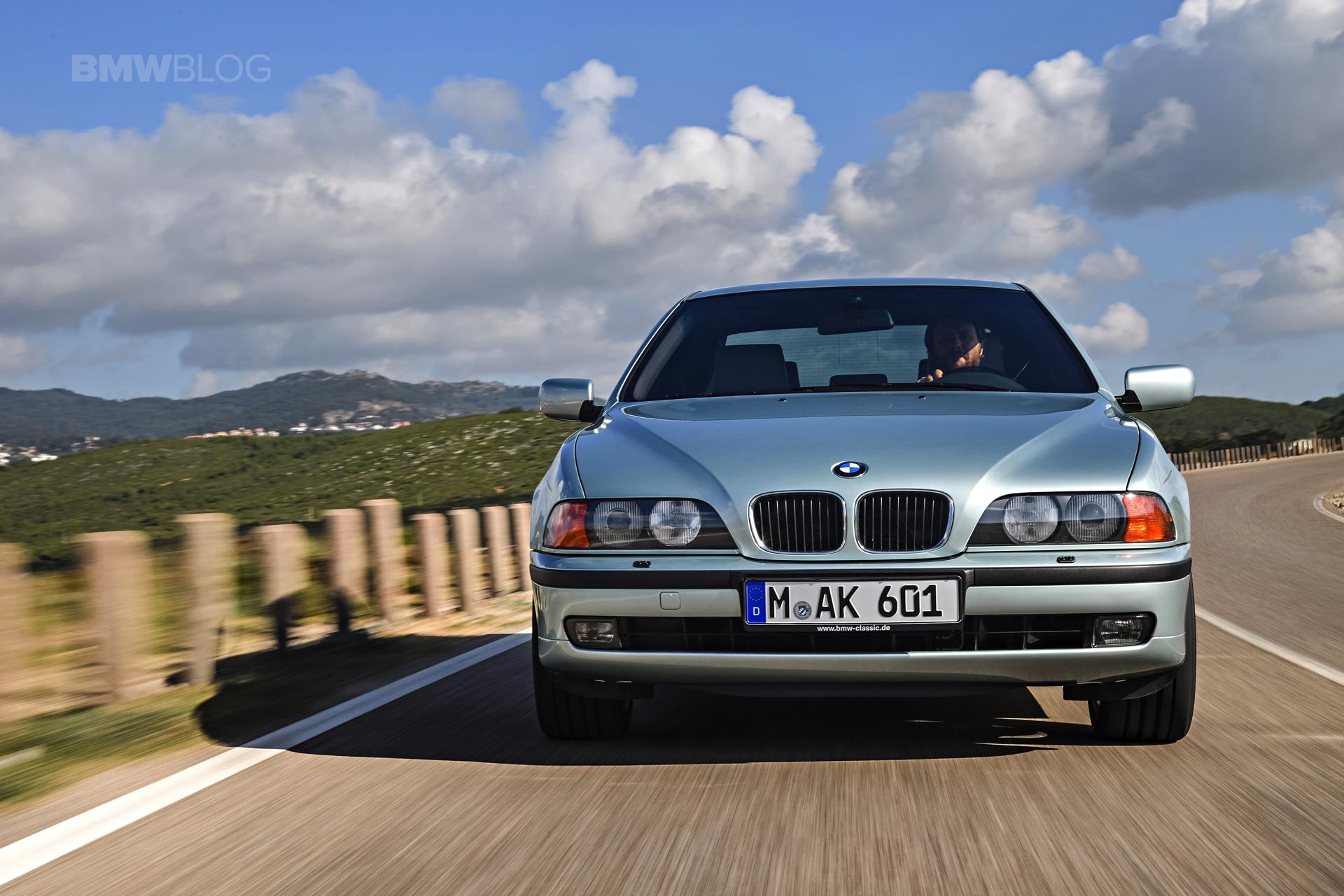 BMW E39 5 Series photos 32