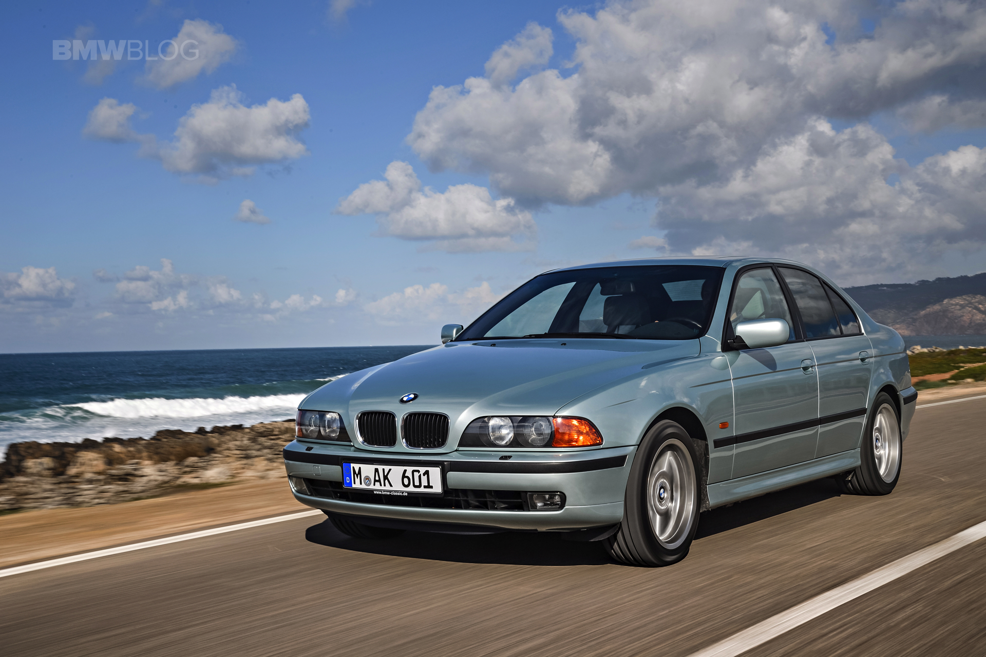 The Bmw 5 Series History The 4th Generation E39 Video