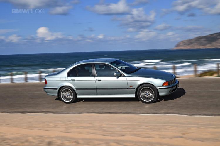 BMW E39 5 Series photos 54 750x500