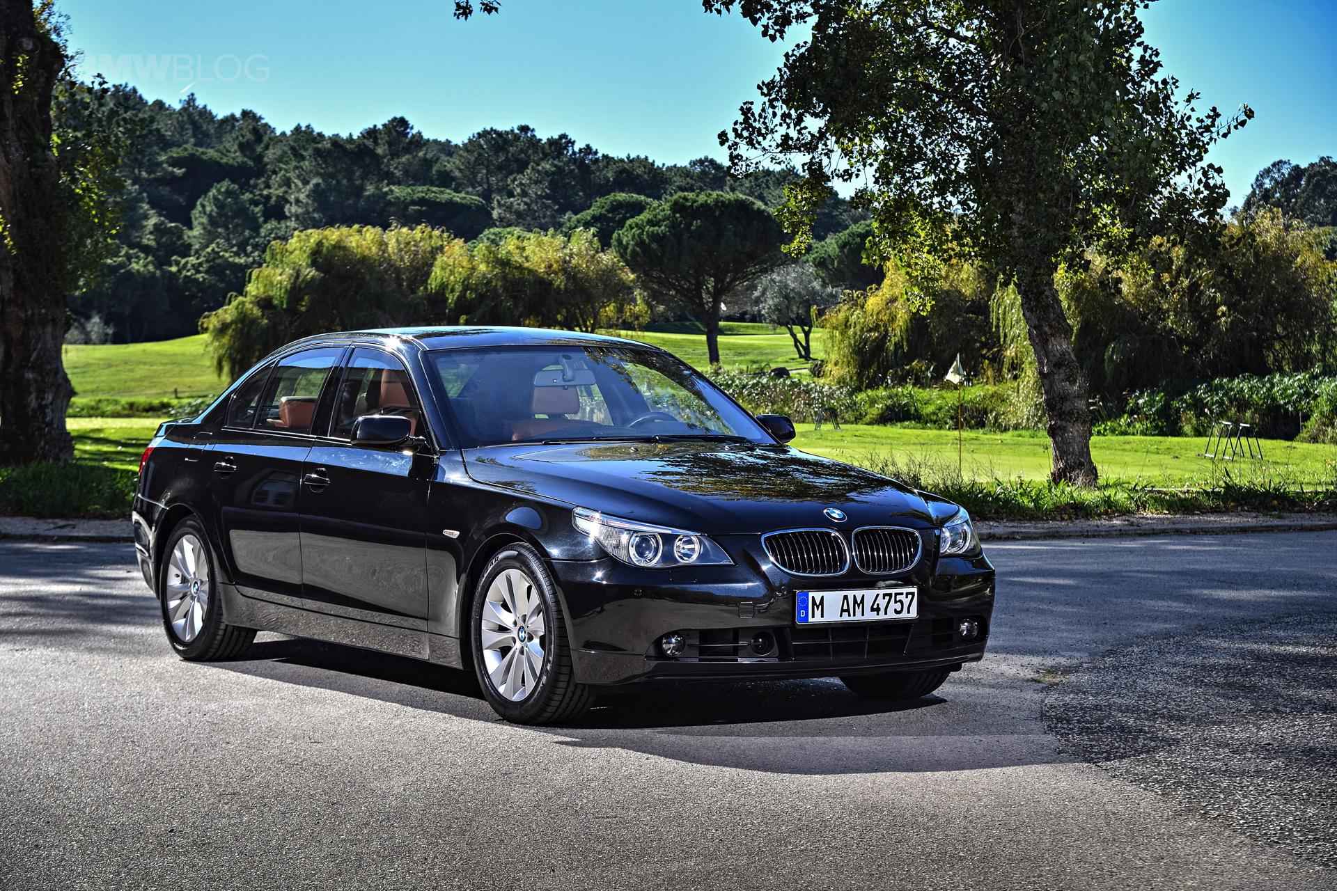 BMW E60 5 Series images 01