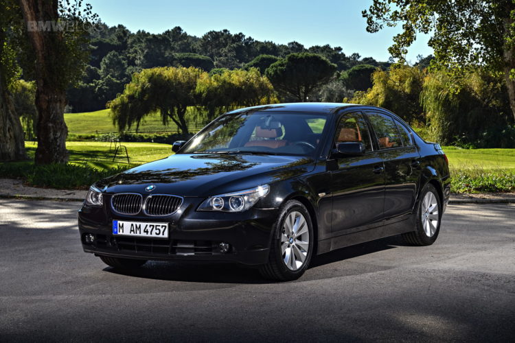 BMW E60 5 Series images 02 750x500
