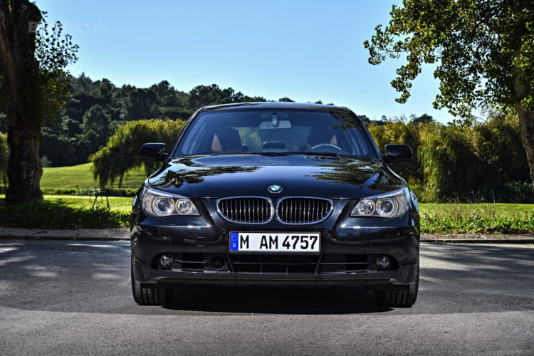 BMW E60 5 Series images 03 750x500