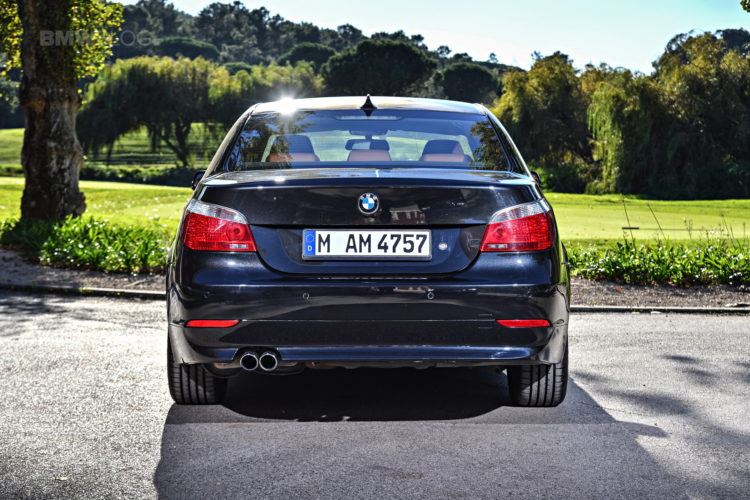 BMW E60 5 Series images 06 750x500