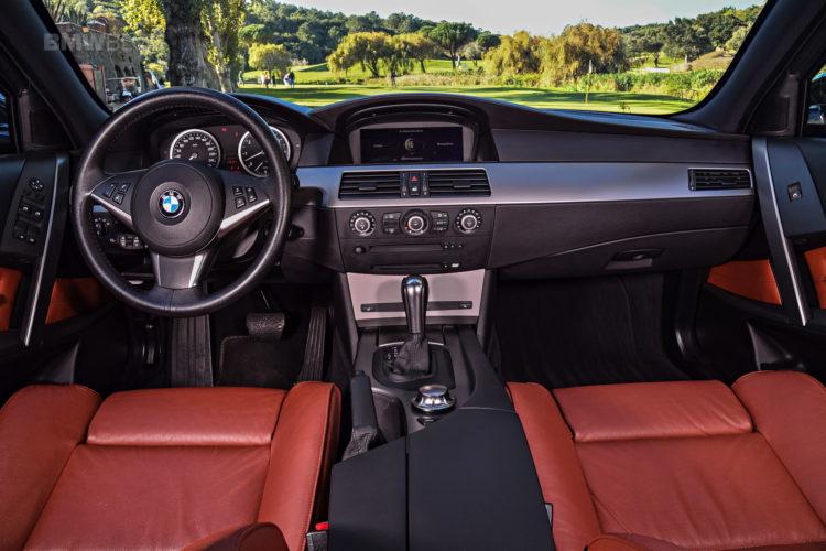 BMW E60 5 Series images 12 750x500