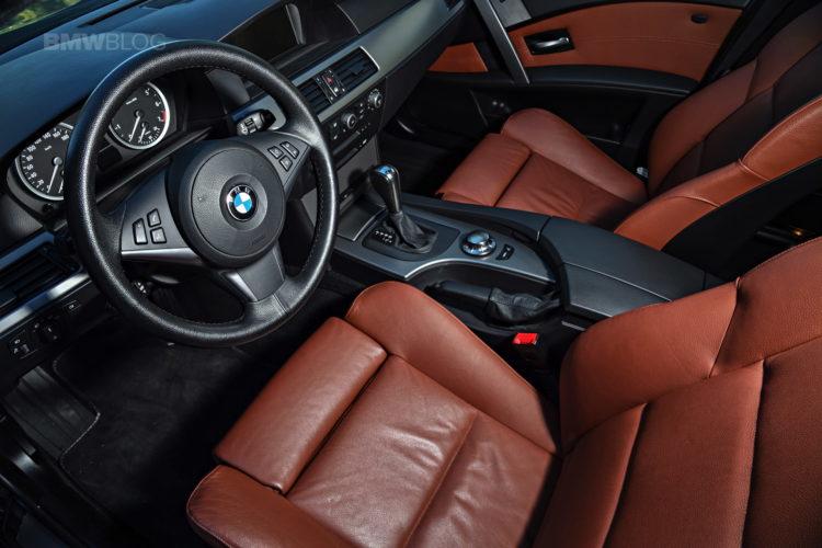 BMW E60 5 Series images 16 750x500