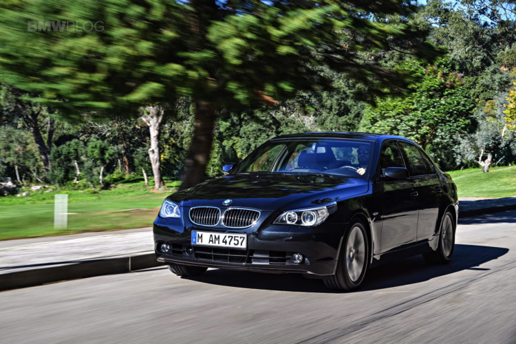 Photoshoot with one BMW's most controversial models - The E60 5 Series