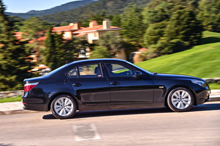 BMW E60 5 Series images 21 750x500