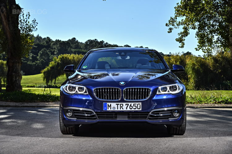 Ongekend The BMW 5 Series History. The 6th Generation F10 ME-95
