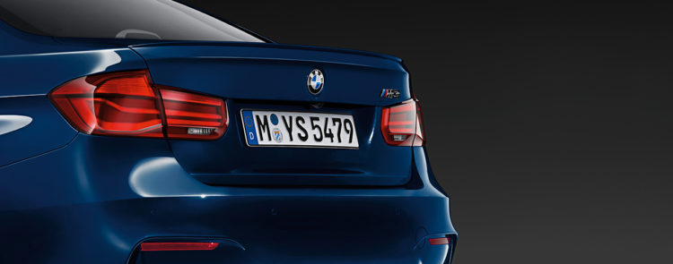 BMW M3 Facelift 2017 image 2 750x295