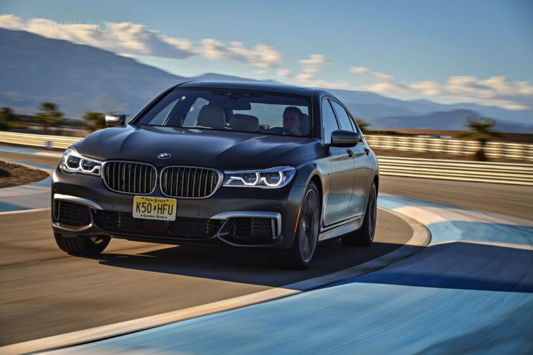BMW M760Li xDrive race track 04 750x500