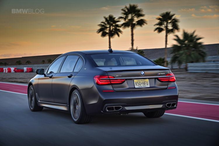 BMW M760Li xDrive race track 22 750x500