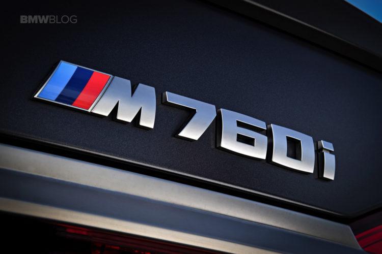BMW M760Li xDrive race track 38 750x500