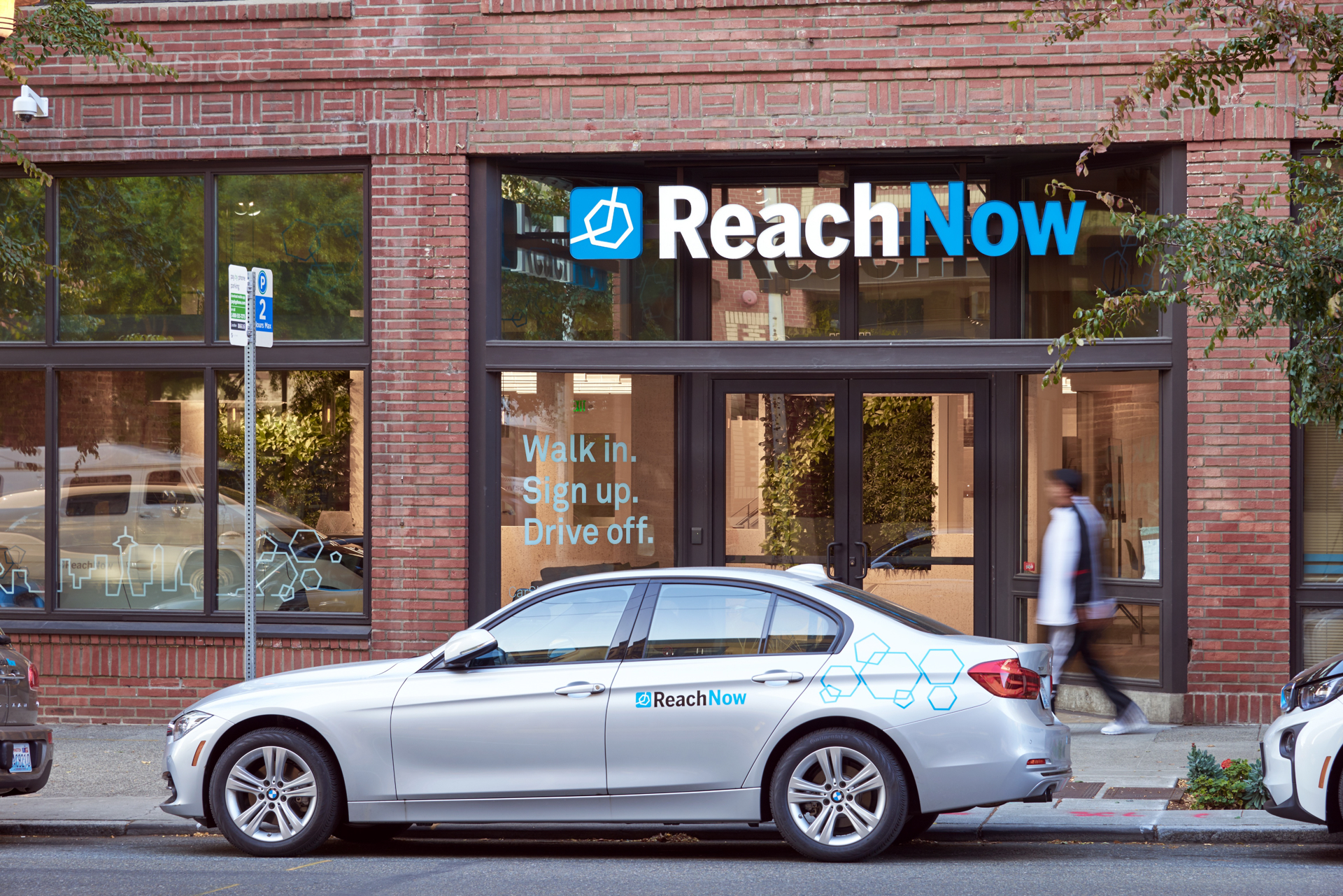 BMW Reach Now 15