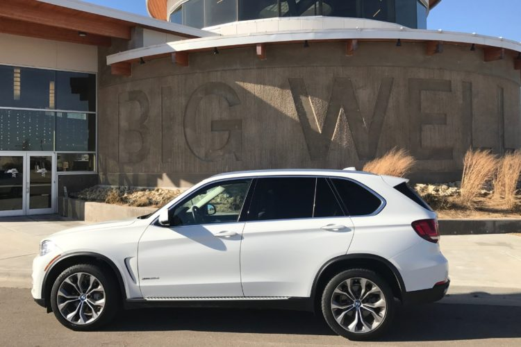 The End of an Era? The BMW X5 xDrive35d