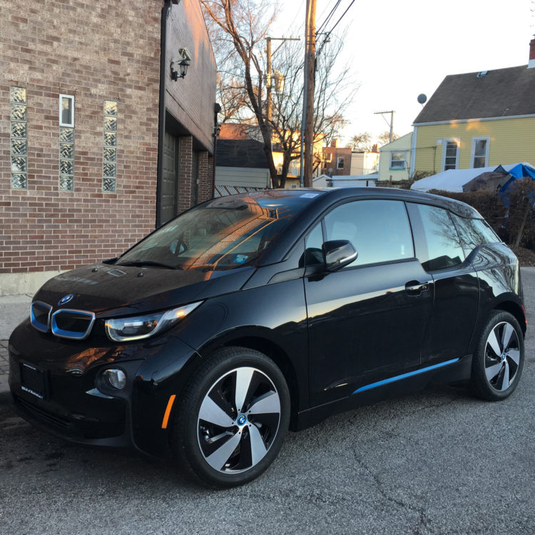 BMW i3 Fluid Black 750x750