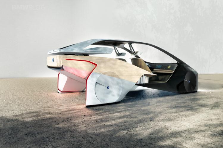 Tremendous Bmw Unveiled Its Bmw I Inside Future Sculpture At Ces 2017 Interior Design Ideas Tzicisoteloinfo