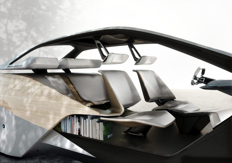 BMW is unveiling its BMW i Inside Future sculpture 06 750x530