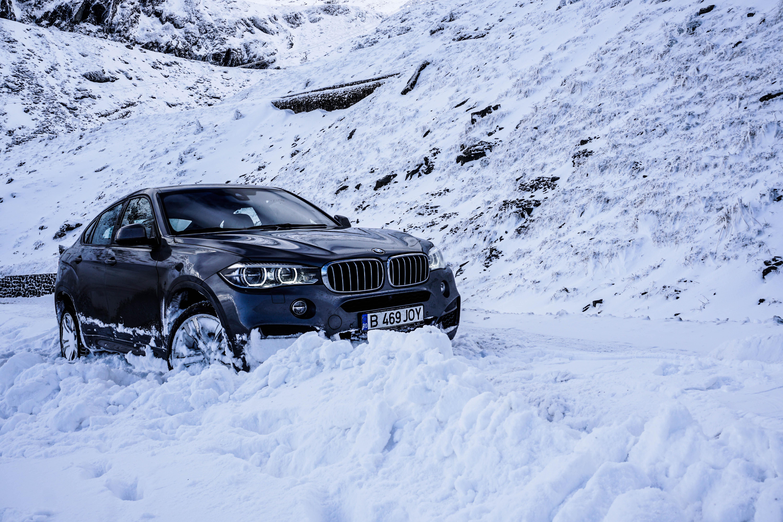 BMW X6 M50d Rumänien 171