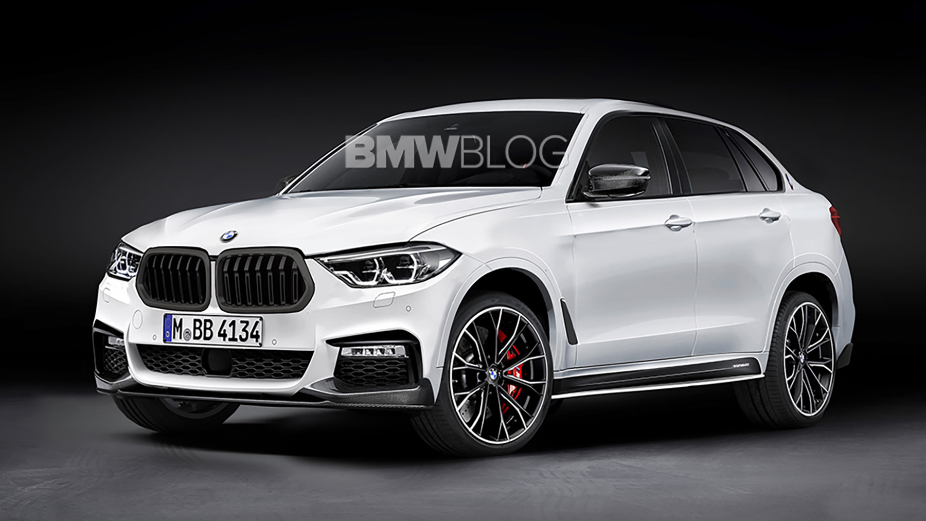 Exclusive Bmw X8 Is Being Considered In Munich
