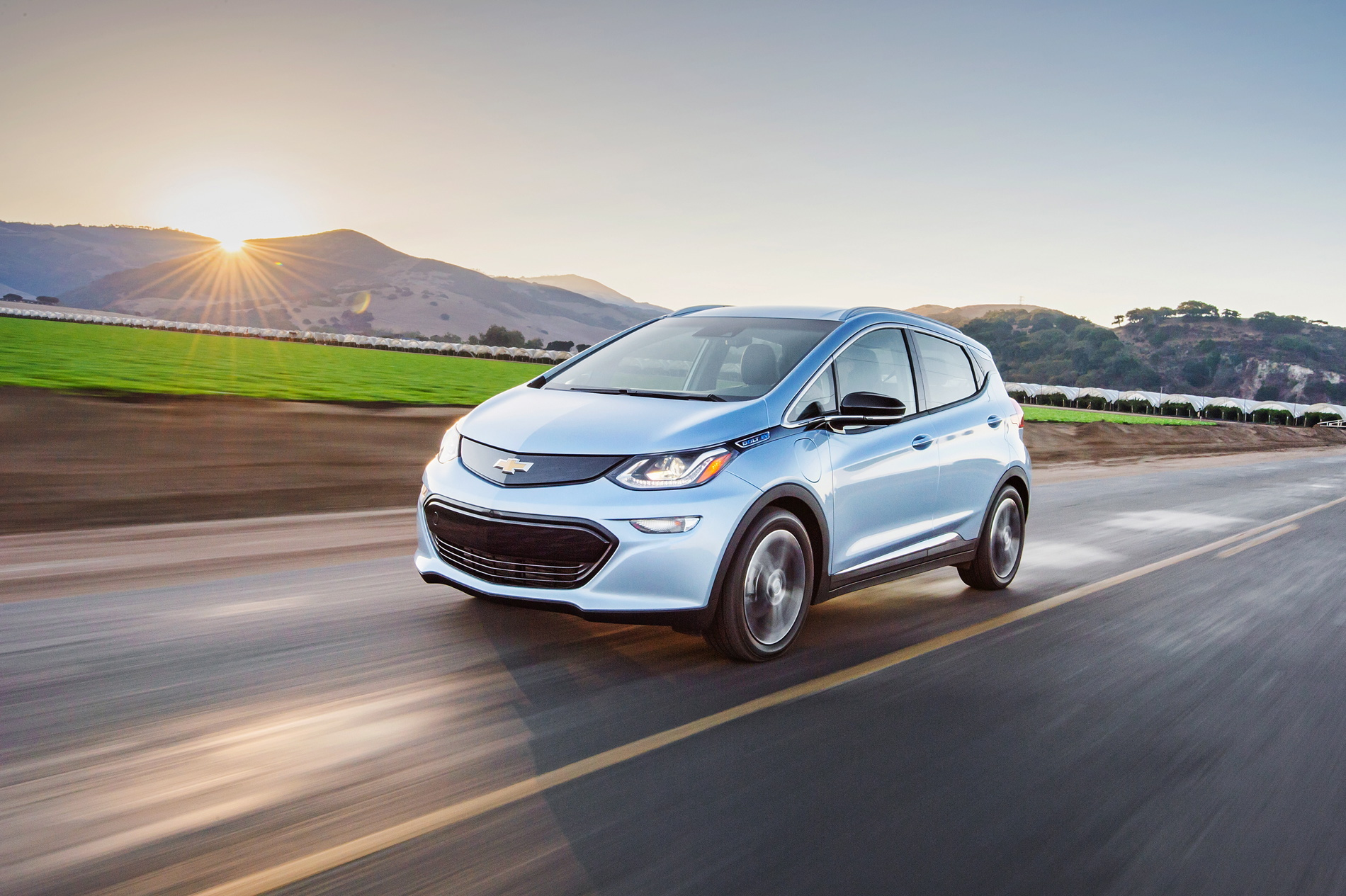 TEST DRIVE: The 2017 Chevy Bolt electric car