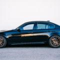 Jerez Black BMW E90 M3 Sedan Gets A Few Tweaks