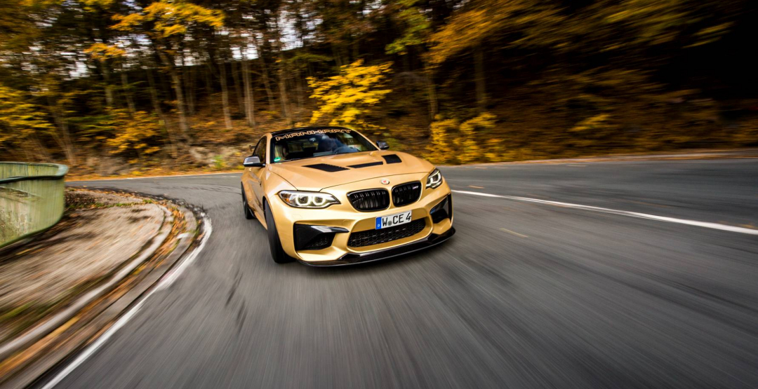 Manhart MH2 630 BMW M2 2