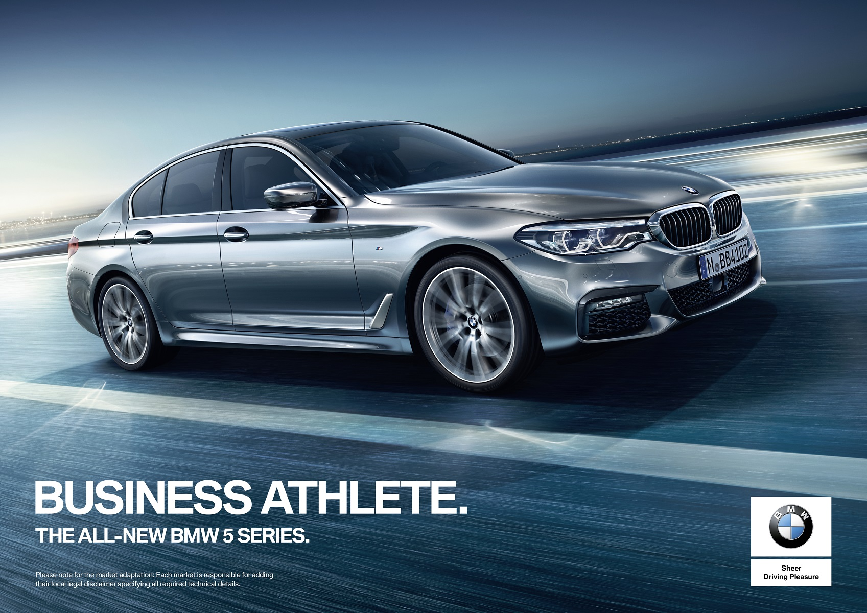 X4 Tuning >> Actor Scott Eastwood is the image of the new BMW 5 Series