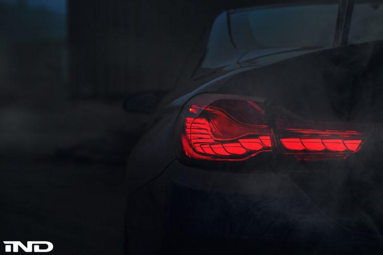 Purple BMW M4 By IND Distribution Image 3 750x500