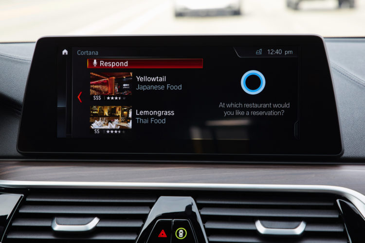 future of personalized connected mobility BMW 03 750x500