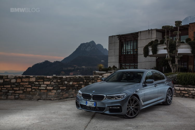 2017 BMW 5 Series Italy 25 750x500