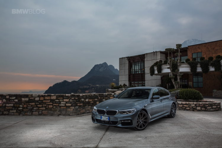 2017 BMW 5 Series Italy 26 750x500